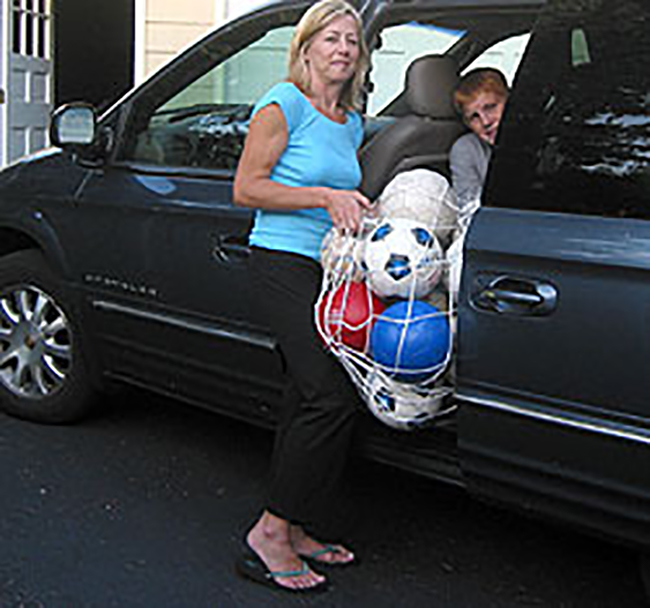 Liverpool Soccer Mothers to Get Ready For Driving Lessons